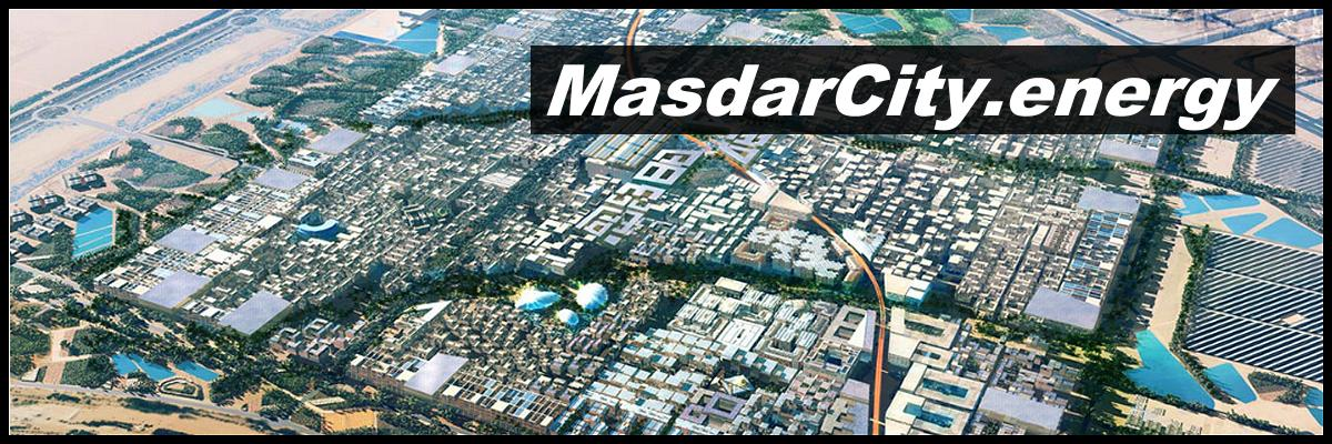 masdar city energy marketing